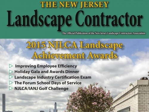 The New Jersey Landscape Contractor-Winter 2015-16