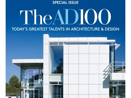 Architectural Digest - January 2014